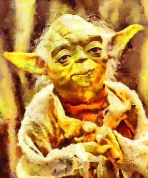 Star Wars 4 by George Rossidis