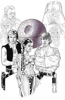 Star Wars  by Ken Branch
