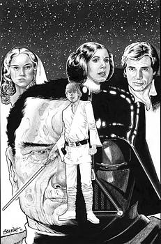 Star Wars Past and Present by Ken Branch