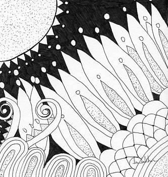 Starry Night by Lou Belcher