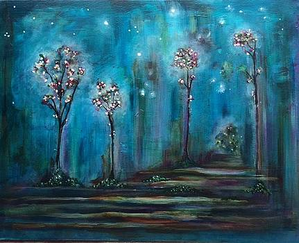 Starry Night by Natalie Singer