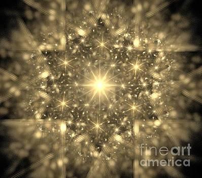 Starry Snowflake by Kim Sy Ok