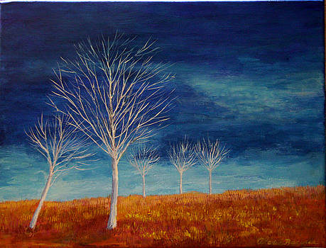 Start of Winter by Alexis Baranek