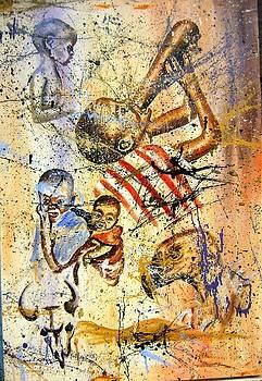Starvation by Joseph Muchina