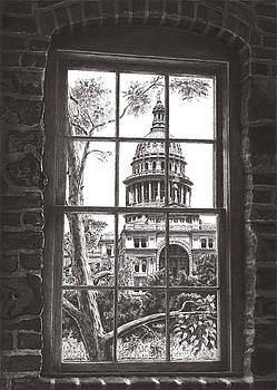 State Capitol of Texas by Norman Bean