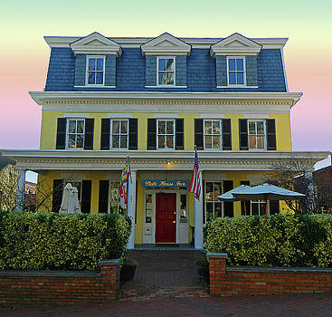 State House Inn - Annapolis MD by Emmy Marie Vickers