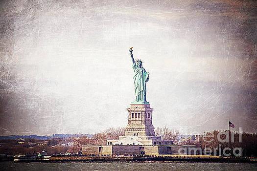 Statue of Liberty by Joan McCool
