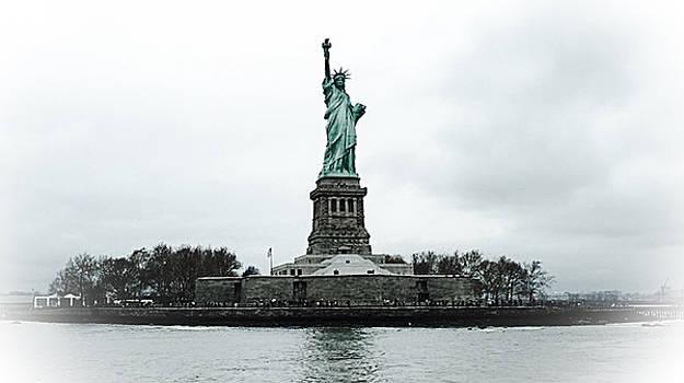 Statue of Liberty by Riley McCafferty
