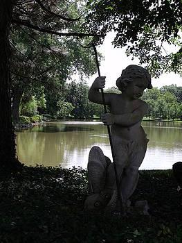 Statuesque 8 by Anna Villarreal Garbis