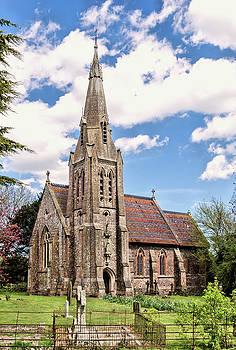 St.Catherine's by Jeremy Sage