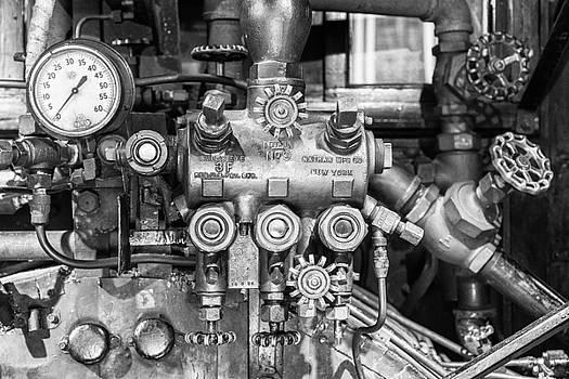 Steam Engine Controls by Jeff Abrahamson