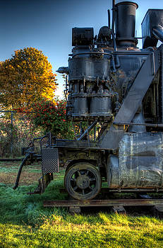 R J Ruppenthal - Steam Locomotive 1044