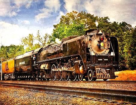 Marty Koch - Steam Power