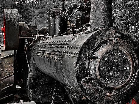 Scott Hovind - Steam Tractor