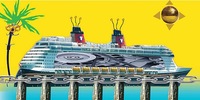 Steampunk Cruise by Michael Chatman