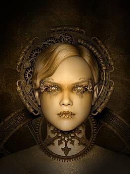 Steampunk Machine by Britta Glodde