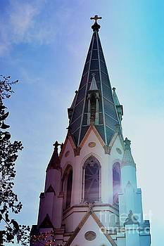 Steeple/savannah by Janice Spivey