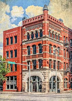 Steiner Building by Phillip Burrow