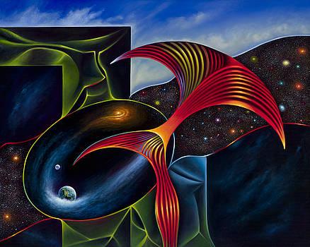 Stellar Crossing by Birgit Seeger-Brooks