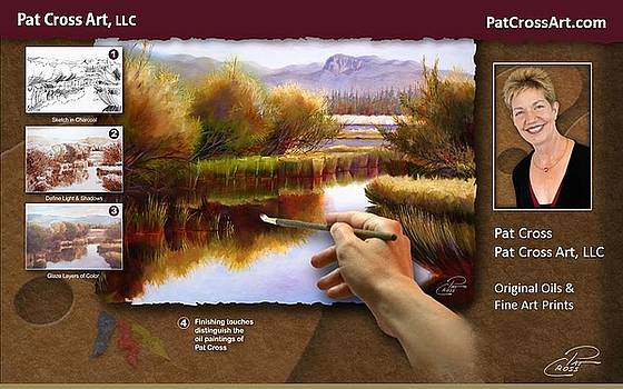 Step by Step Oil Painting by Pat Cross
