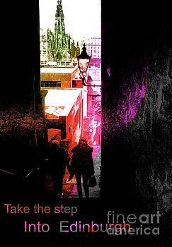 Step into Edinburgh by Don Kenworthy