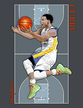 Walter Oliver Neal - Stephen Curry, No. 30