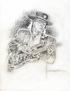 David Lloyd Glover - Stevie Ray Vaughan - Texas Twister