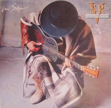 Stevie Ray Vaughan In Step by Donna Wilson