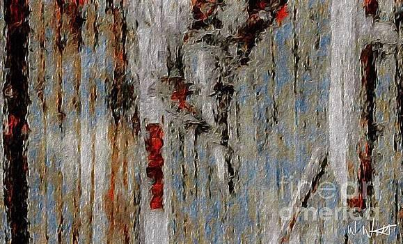 Sticks by William Wyckoff
