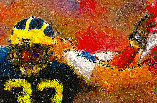 Stiff Arm Nation by John Farr