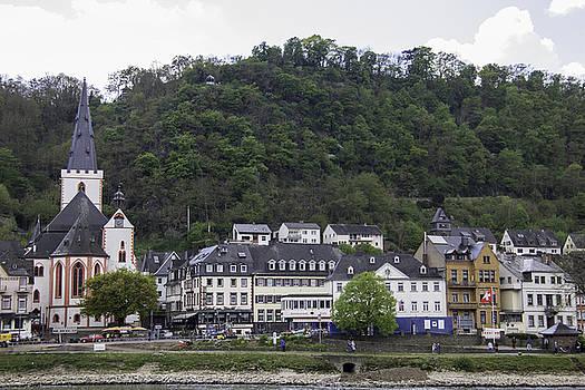 Teresa Mucha - Stiftskirche Sankt Goar Germany