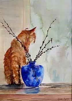 Still Life by Lynee Sapere