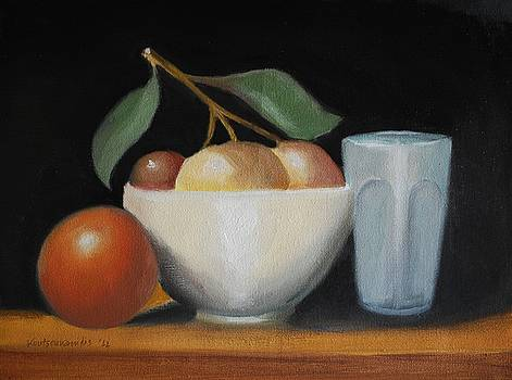 Still Life no-5 by Kostas Koutsoukanidis