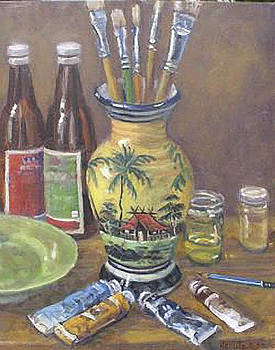 Still Life by Robert Herlitz