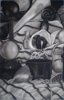 Still Life Study 1 by Candace Barnett