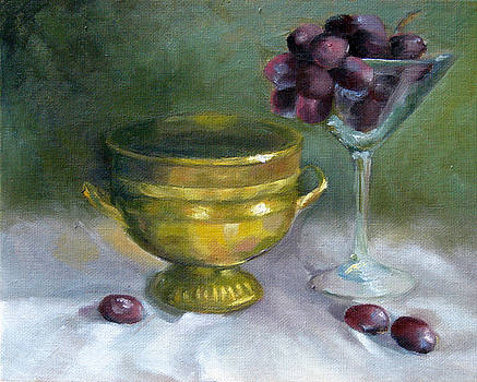 Still Life by Usha P