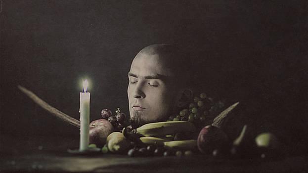 Still Life by Victor Slepushkin