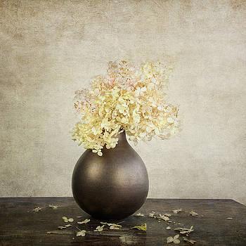 Still Life With Hydrangea by Theresa Tahara