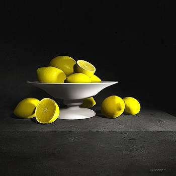 Cynthia Decker - Still Life with Lemons
