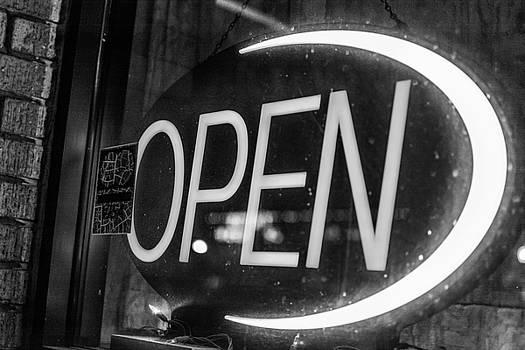 Still Open by Nathan Hillis