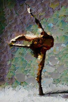 Still thoughts - Ballerina by Sir Josef - Social Critic - ART