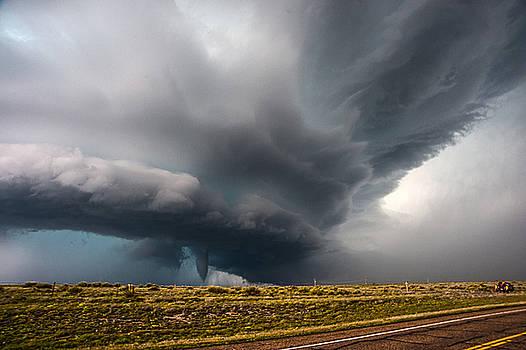 Stinnett Texas by Colt Forney