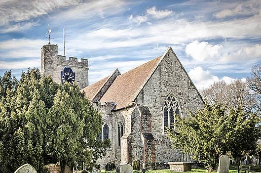 St.Margaret's by Jeremy Sage