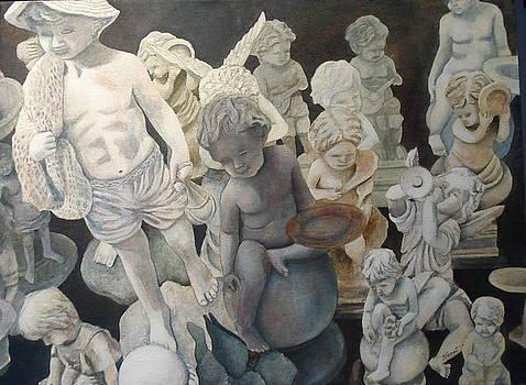 Stone Angels by Victoria Heryet