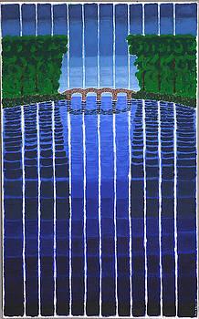 Stone Bridge by Jesse Jackson Brown