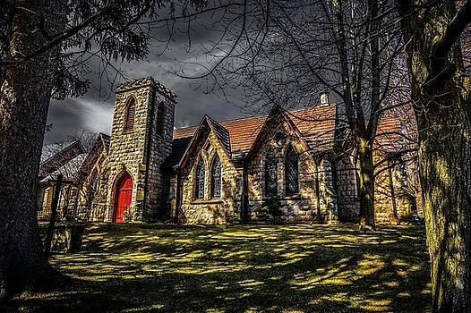 Stone Church Hamilton by Karl Anderson