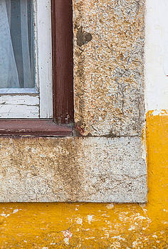 Stone Window of Portugal by David Letts