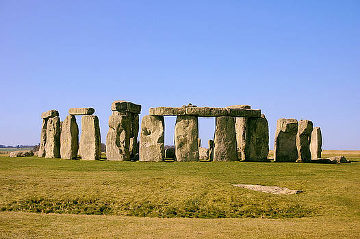 Stonehenge by Desenclos Patrick