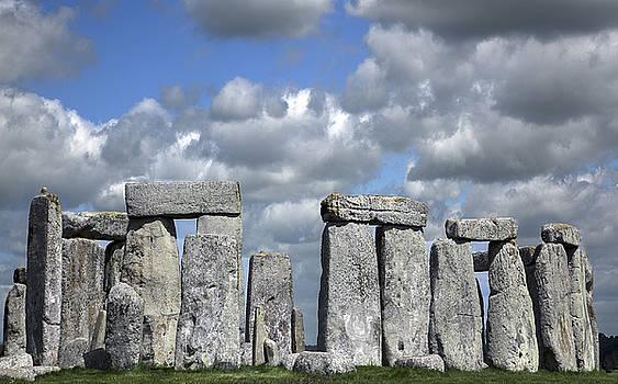 Stonehenge by Elvira Butler