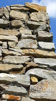 Stones heavenward by Eva-Maria Di Bella